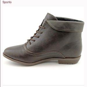 Fleece lined Sporto booties